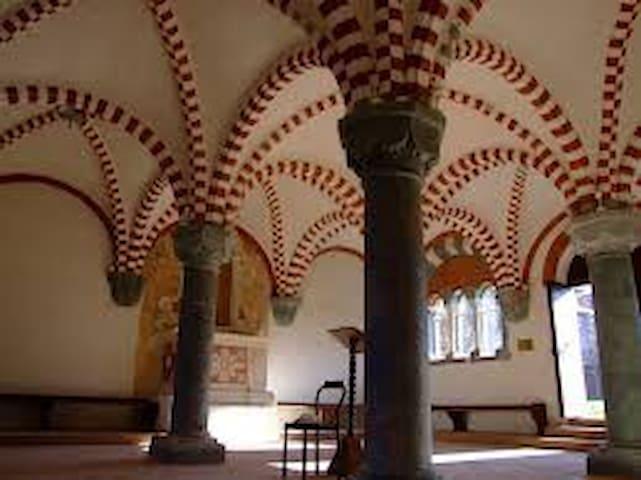 Abbazia Cistercense Tiglieto