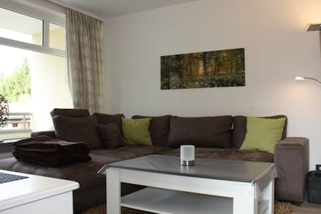 Modern Apartment 65 sqm 3 rooms - Sankt Andreasberg - Byt