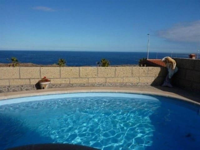 Haus direkt am Meer mit eigenem Poo - Abona - Casa