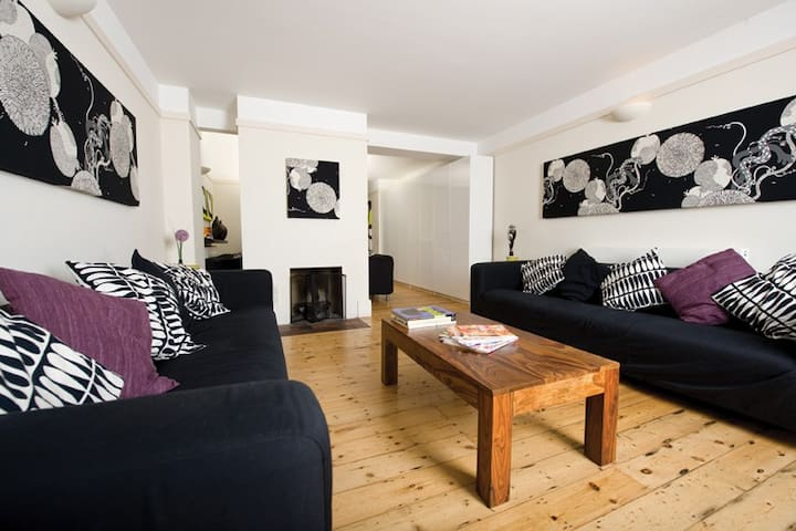Crosbie Cottage, New Forest & Sea - Walkford - Casa