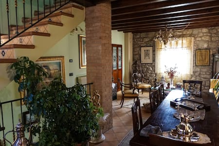 Exclusive house in panoramic village of Emilia - Casina