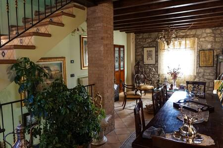 Exclusive house in panoramic village of Emilia - Casina - Rumah
