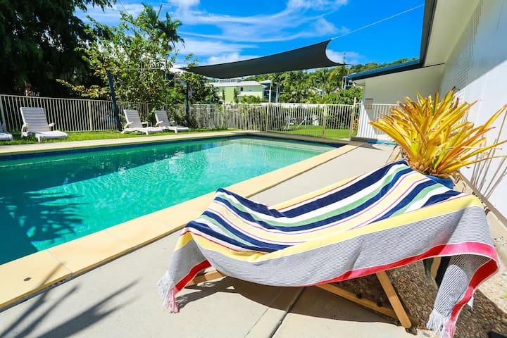 Holiday house with free car in Port Douglas centre - Port Douglas - Casa