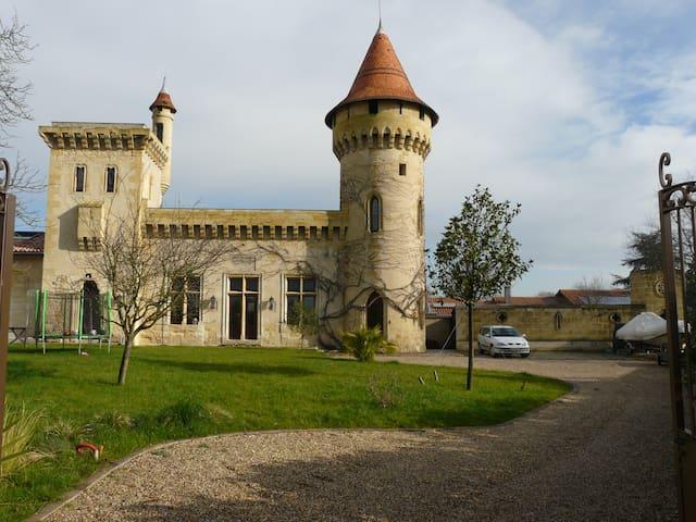 Château Saint Rieul pour l'Euro - Villenave-d'Ornon