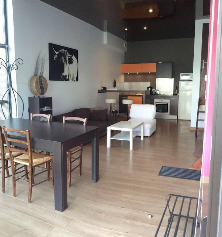 Appartement à Laguiole en Aubrac