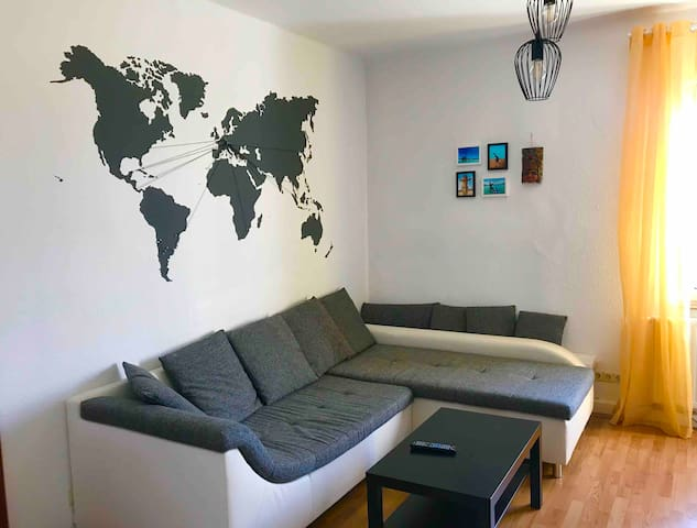 Cozy 2 room apartment in Bad Cannstatt