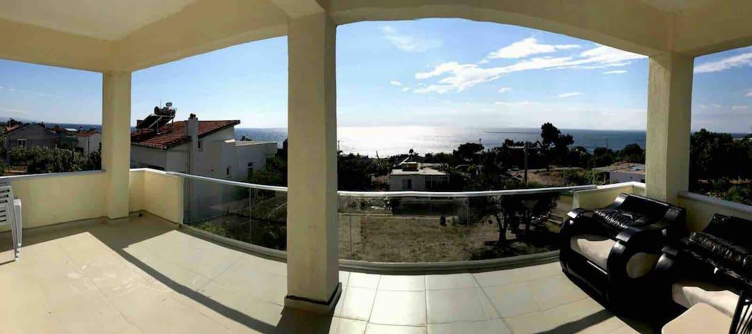 Nemsiz,doğa,plaj,denize 150 m.Aileye kiralık