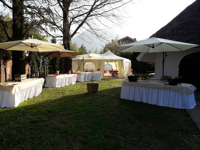Bellissima villa immersa nel verde - Bruino - Villa