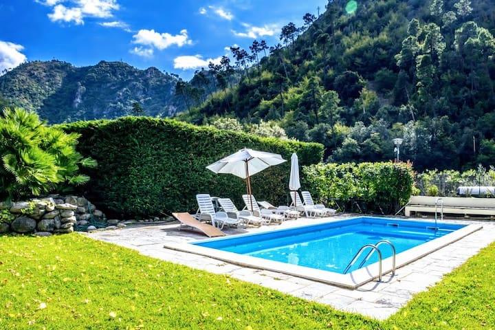 Tra Alpi e Mar Mediterraneo - Airole - Appartement