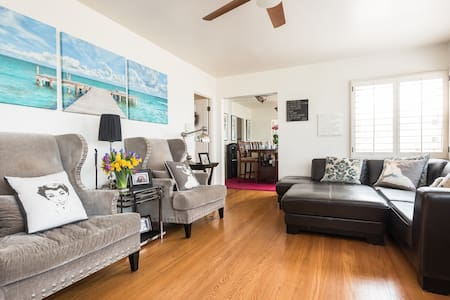 Oceanview Comfort 2 Blocks to Beach - Manhattan Beach