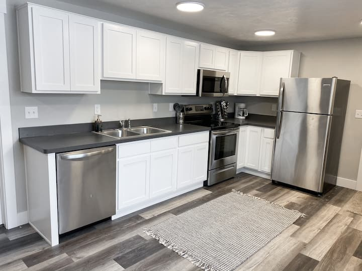 Brand New Clean Condo Near BYU-I And Yellowstone