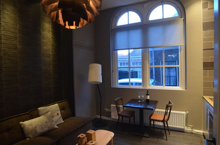 Design apartment in city centre - Hoorn - Appartamento