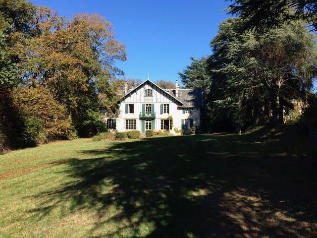 Aude Maison de Famille  14 personnes - Fontiers-Cabardès - Casa de vacances