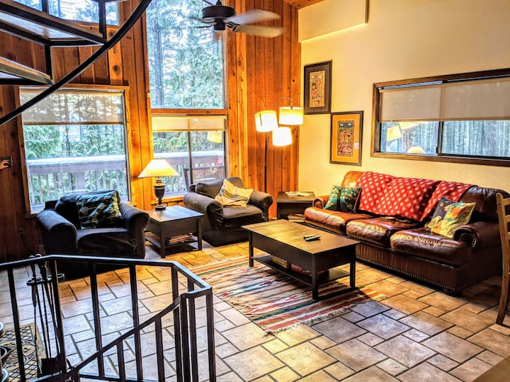 Whitefish Escape - The Relaxation Station