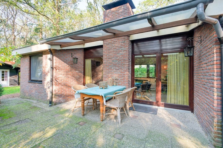 Acogedora casa de vacaciones en Zorgvlied con jardín privado