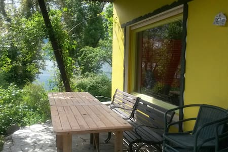 Seebungalow direkt am Ossiacher See - Ostriach - Σπίτι