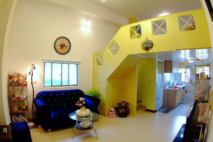 Cozy Private Room No.3 - 花蓮市 - Apartamento