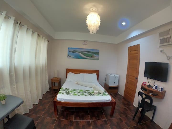 KRJ5 Tropical Room in Santa Fe Bantayan Is. Cebu