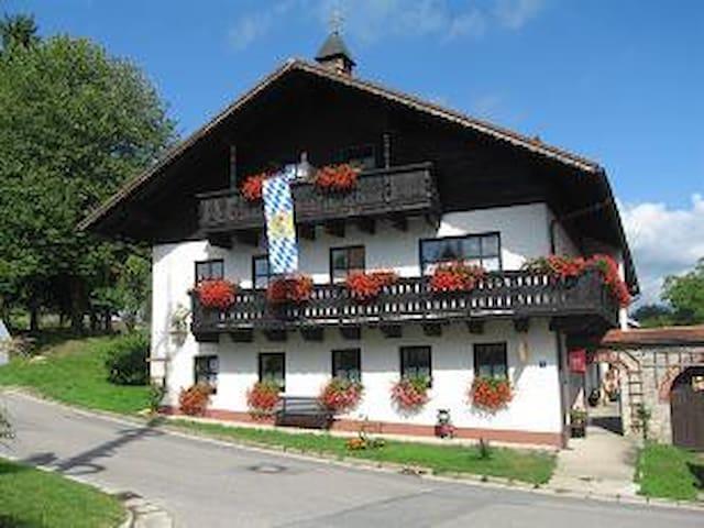 Top Ferienwohnung im Bay. Wald - Schönberg - Apartment