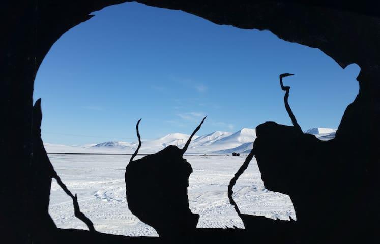 Koselig leilighet i Longyearbyen - Longyearbyen - Wohnung