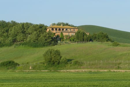 APPARTAMENTO.GIARDINO IN BOLSININA - Monteroni D'arbia