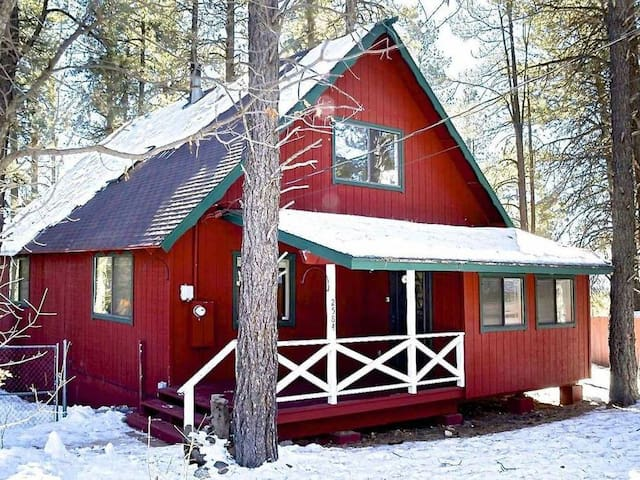 Come see the Snow in the Winter Wonderland of Flagstaff!