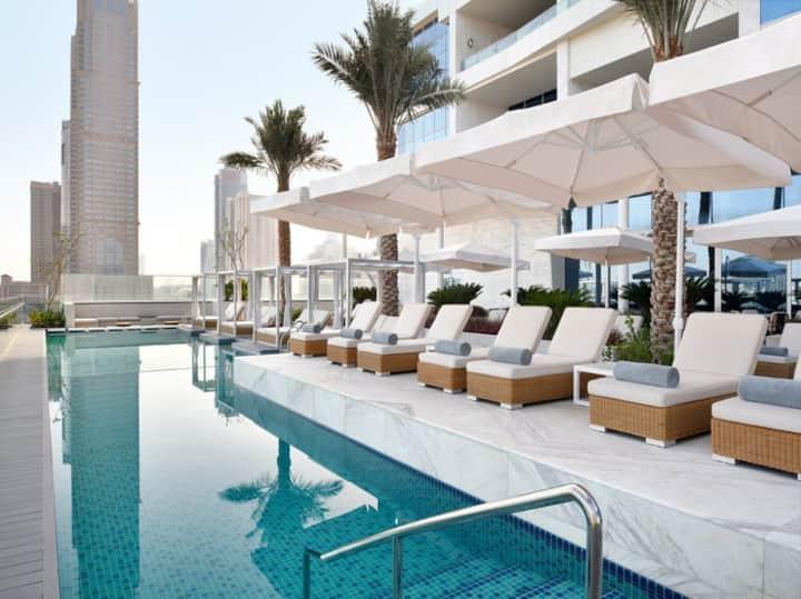 Located in the heart of Dubai Media& Internet City
