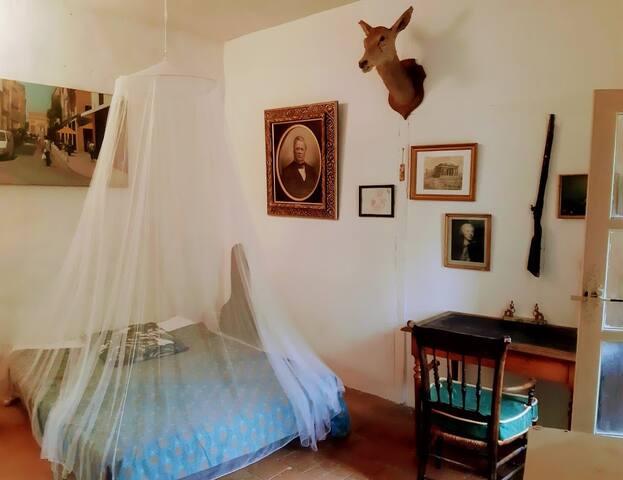 La chambre de l'explorateur