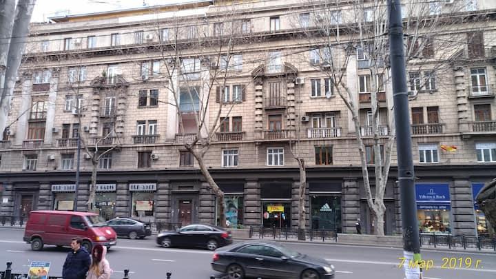 Apartment Rustaveli Avenue 1