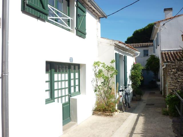 Maison Village Ile de Ré Les Portes - Les Portes-en-Ré - 獨棟