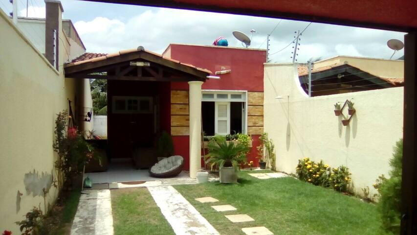 Casa perto da serra de maranguape