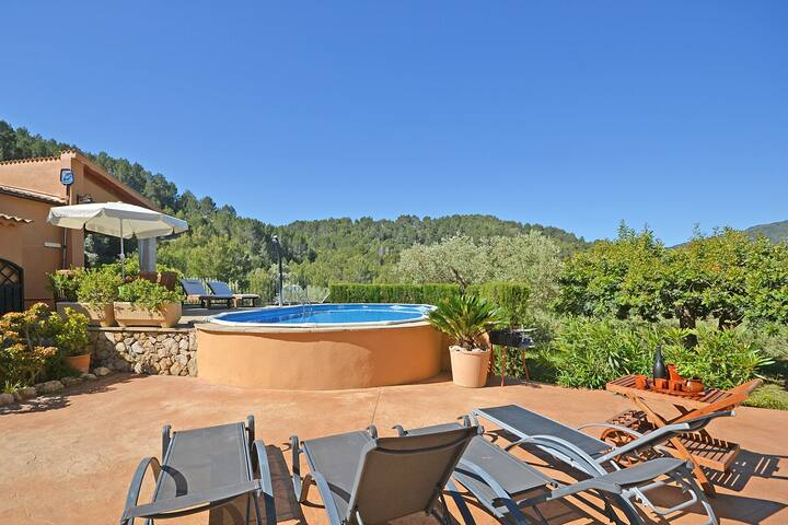 ESPINAR - Country house with swimming pool in Selva