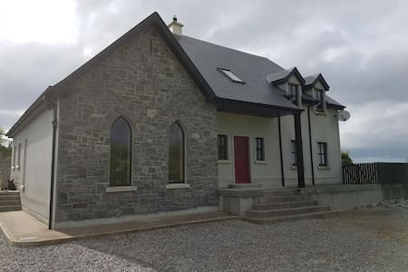 Private room,Clonmacnoise, Athlone - Casa