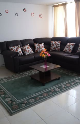 APARTMENT:  2 BEDROOMS, NICE, SAFE,, CHEAP, CLEAN, - Bogotá