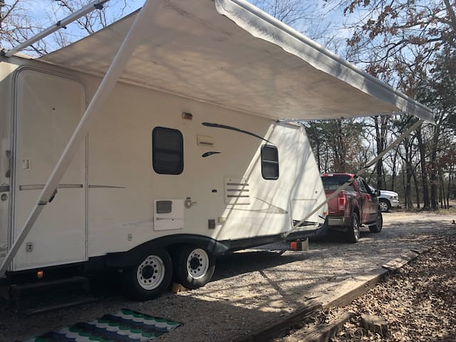Lake Murray State Park, ATV or WinStar 24' trailer