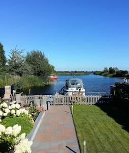 Paradijs aan Spiegelplas bij A'dam - Nederhorst Den Berg - Haus