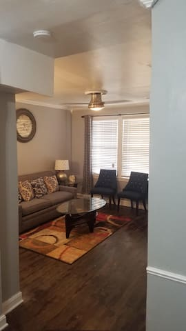 A home away from home (Luxury Apartment) Apt #1