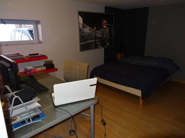 Chambre - Tourcoing - Casa
