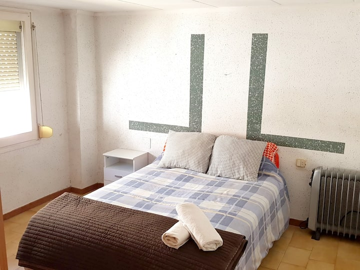 Apartment with 3 bedrooms in L'Ametlla de Merola