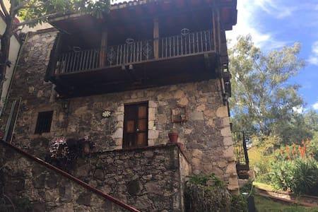 Hermosa y acogedora cabaña en hermosa privada. - Guanajuato