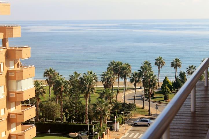 Apartamento primera linea de playa. - Orpesa/Oropesa del Mar - Apto. en complejo residencial