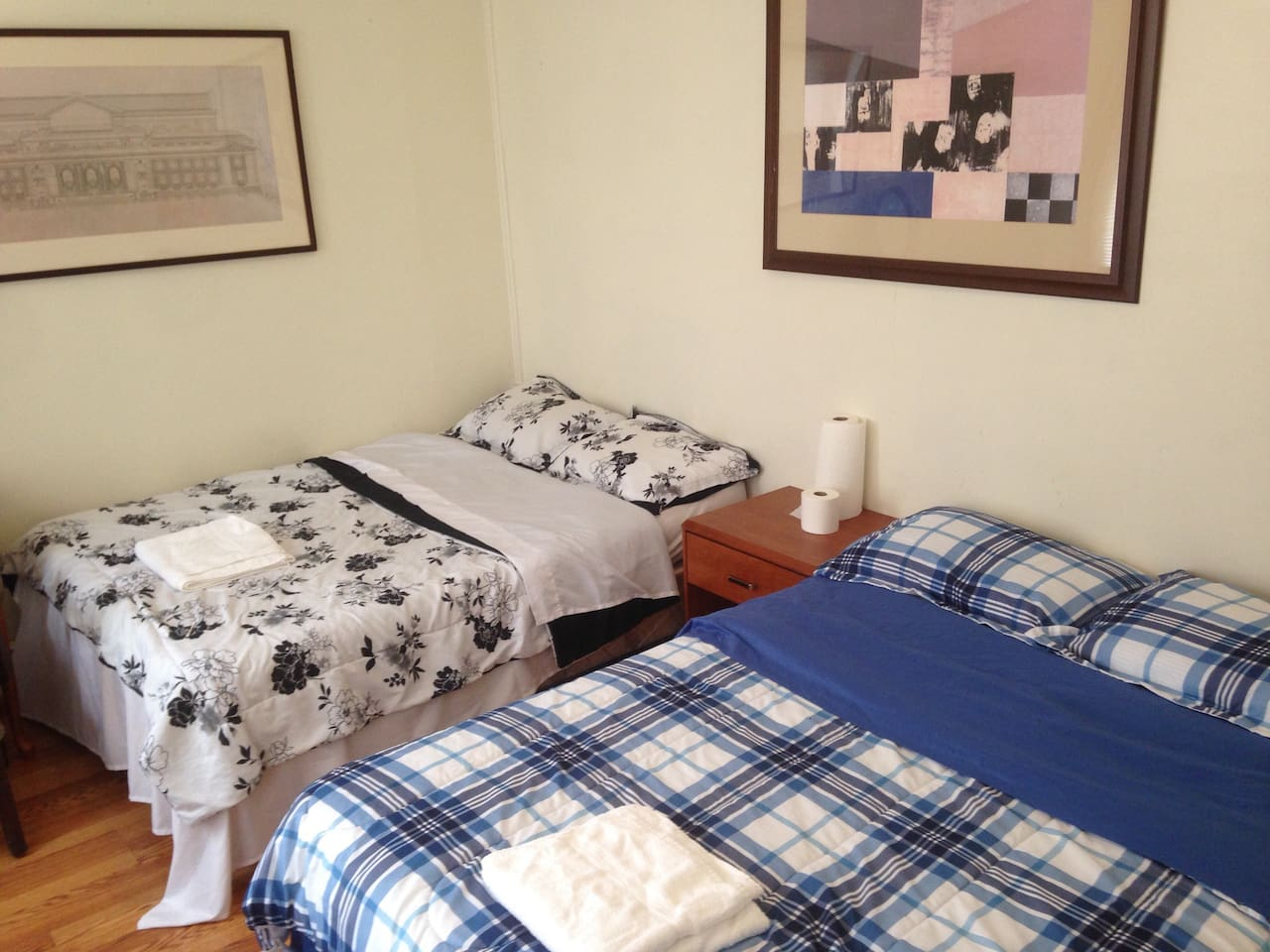 not actual photo similar,will update later-one to three beds possible let me know