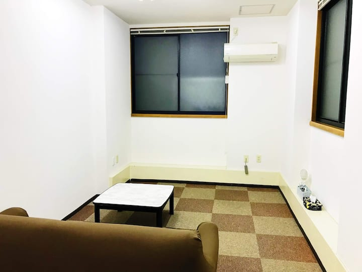 ~Big one room with private entrance~ 下町の広いワンルーム