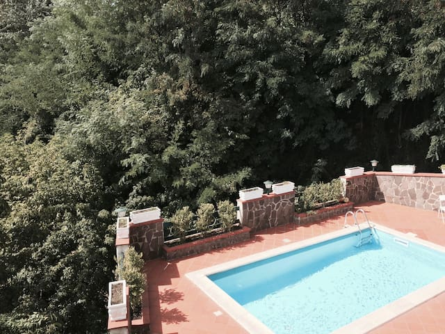 Amalfi Coast Villa, Swimming Pool - Campinola - Villa