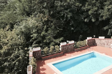 Amalfi Coast Villa, Swimming Pool - Campinola