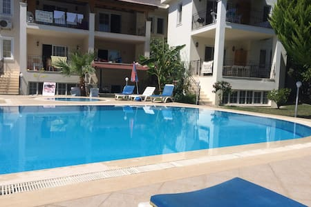 Apartment with pool in the heart of Hisaronu - Fethiye - Byt