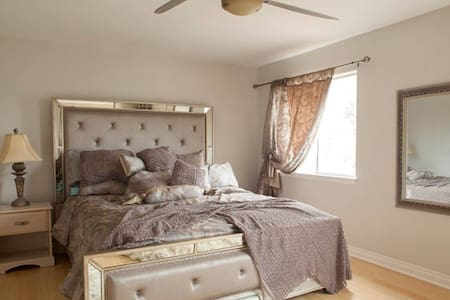 Master Bedroom with private bathroom and closet - Lomita
