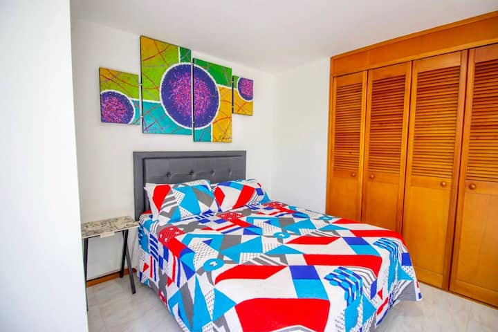 Loving Studio | 15M Parque Lleras | Amazing view