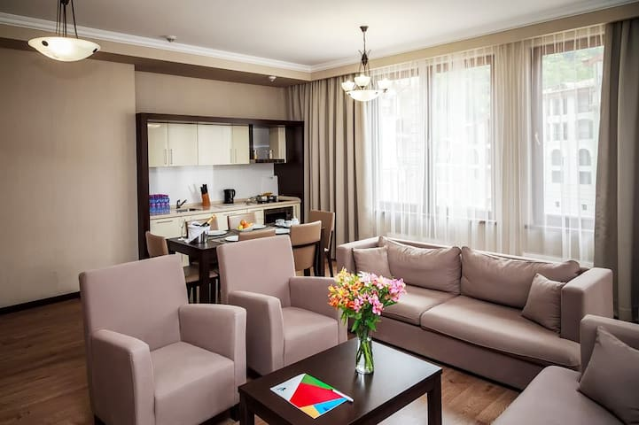 Three-bedroom apartments - Gorki Gorod +540