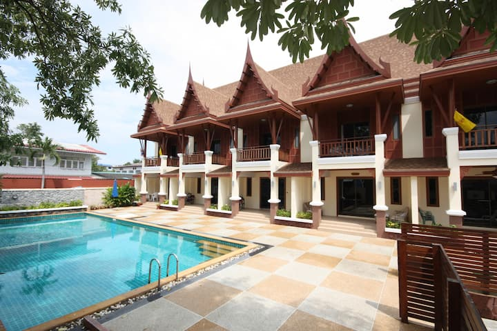 Thai Paradise Pool Villa Chaam